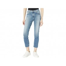 AG Adriano Goldschmied Prima Crop Raw Hem in 17 Years Coldwater 17 Years Coldwater 9555964